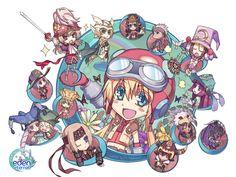Gestern fanden wir auf der Webseite von Eden Eternal einen Blogbeitrag, welcher noch sehr ominös wirkt. Dabei geht es um das Geheimnis der Wächter und die neue Kunst des Krieges. Es klingt beinahe so als plane Aeria Games eine Erweiterung für das Anime / Manga...    Kompletter Artikel: http://go.mmorpg.de/5b