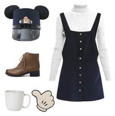 """""""Inspired by simply_kenna ☁️"""" by abbyhonea on Polyvore featuring Rumour London, WithChic, Juliska and Anya Hindmarch"""