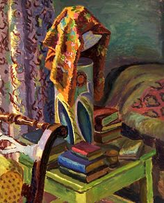 The Bedside Lamp Duncan Grant (1885-1978)