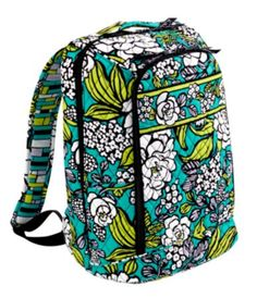 72468a8c79e0 Paused for improvements. Vera Bradley Laptop BackpackCute ...
