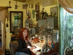 Parrish Relics studio   via Flickr