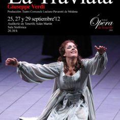 La Traviata, de Giuseppe Verdi llega al Festival de Ópera de Tenerife 2012 en http://www.larevistadecanarias.com