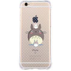 coque iphone 6 totoro