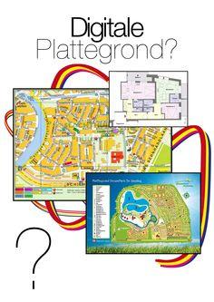 Een digitale plattegrond?    Wat is het creatieve idee?    Waarom en hoe?    Al nieuwsgierig:)?