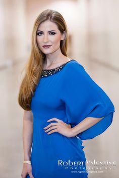Premiere Beauty Classics, Ohio 2011,  Kelly O'Roark (Model) for Moroccan Oil,   Hair by: Robert Ham