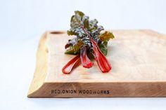 Wood Cutting Board from RedOnionWoodworks