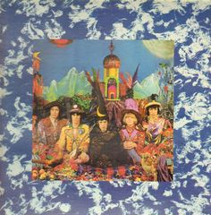 Rolling Stones - Their Satanic Majesties Request CD Cover Art The Rolling Stones, Rolling Stones Albums, Their Satanic Majesties Request, She's A Rainbow, Acid Rock, Keith Richards, Lp Vinyl, Vinyl Records, 50th Anniversary