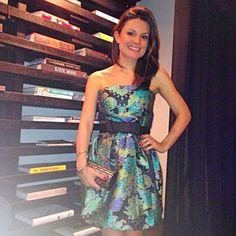 No começo da semana tivemos um evento super gostoso da Patricia Bonaldi em parceria com o Raphael Falci, que desenvolveu uma pulseira para a festa de final de ano que será vendida exclusivamente nas lojas da designer. Confiram nossos looks: Vestido – PatBo / Clutch – Isla E o look da anfitriã. Adoramos o vestido …