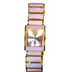 PINK+CERAMIC+Watch+Austrian+Crystal++Quartz+Movement+Valentines+Day+#genoa+#Fashion http://stores.ebay.com/JEWELRY-AND-GIFTS-BY-ALICE-AND-ANN