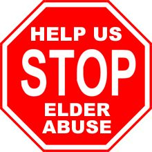 Need Everyone to Join In and Help Us STOP Elder Abuse!! We Can Not do it Alone!! Need Stricter Laws and Harsher Penalties!! It is Way Long Over Due!! We are their voices and must be heard.