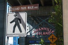 Granville Island in Vancouver, BC