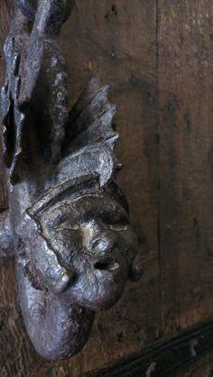 Door knocker - Berkeley Castle