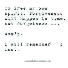 A Beautiful Mess Inside:  Inspirational Quotes, Forgiveness