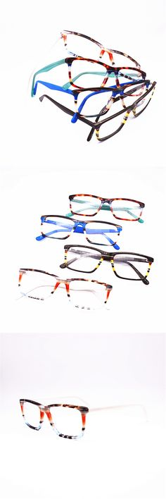 2017 Factory outlet high quality solid unisex glasses frame fashion men and women frame equipped with myopia glasses