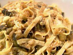 Antonia's Pasta Alle Melenzana (Eggplant Pasta) recipe from Barefoot Contessa via Food Network