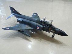 RAF Phantom FGR2 (54 Sqn)