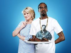 Martha Stewart on Cooking with Snoop Dogg: 'I've Learned a New Vocabulary'