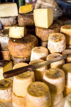 Cheese of Naxos, Greece