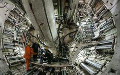 Shield do Projeto de Soterramento Sarmiento, que vai escavar um túnel de 13 km em Buenos Aires, na Argentina.
