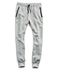 Fleece Sweatpant in Grey