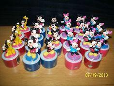 Disney Lot 23 Self Ink Stampers Pencil Sharpeners Party Favors Rewards Treats