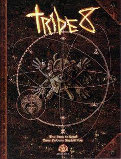 Tribe 8 RPG Post-Apocalyptic Dark Fantasy