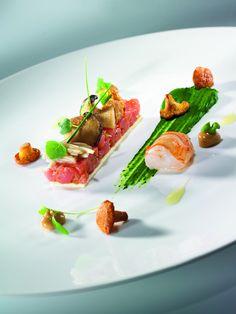 The Alpina Gstaad Creme Fraiche, Food Experiments, Tuna, Avocado Toast, Fish, Bern, Breakfast, Ideas, Gourmet
