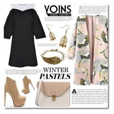 """Yoins V/8  ❤️"" by dolly-valkyrie ❤ liked on Polyvore featuring 8, Topshop, yoins and yoinscollection"
