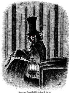 Jonathan Harker's coachman in Dracula