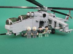 LEGO Chopper