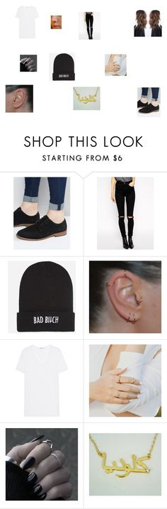 """Untitled #681"" by chicsetter-14 on Polyvore featuring ASOS, Kill Brand and T By Alexander Wang"