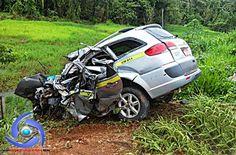 R12 Noticias: BR-364 Acidente deixa três mortos instantaneamente