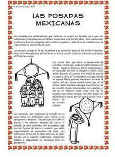 Las Posadas Mexicanas - The Mexican Posadas  http://www.teacherspayteachers.com/Product/Las-Posadas-Mexicanas-The-Mexican-Posadas-994986