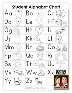 Literacy Journals Concepts Of Print  Letter Word Sentence