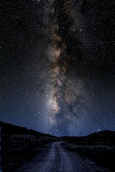 Inspired during a visit to Fort Davis, Texas, home of McDonald Observatory and dark night skies, photographer Larry Landolfi created this tantalizing fantasy view. The composited image suggests the Milky Way is a heavenly extension of a deserted country road. Image-credit:nasa.gov