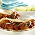 These sound so good.  Had Tacos al pastor in a mexican restaurant today.  The meat was diced into tiny cubes and pan fried until it was crispy.  They served it with sliced avocados and a big wedge of lime.  Wow it was good!  I'll have to try this and see if it is as good!