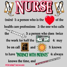 What #nursing means to me