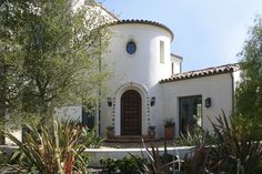 Covenant Hills - Santa Barbara Style Residence | Oatman Architects, Inc. | Archinect