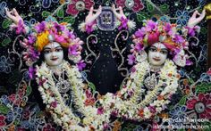 To view Gopinath Close Up Wallpaper of ISKCON Chowpatty in difference sizes visit - http://harekrishnawallpapers.com/sri-sri-nitai-gaurachandra-close-up-wallpaper-003/