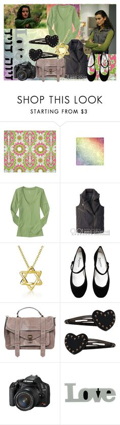 """""""Ziva!!"""" by tinkerbell1 ❤ liked on Polyvore featuring Ziva, Old Navy, Elsa Peretti, Repetto, Proenza Schouler, Forever 21, Eos, cote de pablo, ziva david and ncis"""