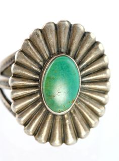 Vintage Navajo Fred Harvey Sterling Silver & by Yourgreatfinds