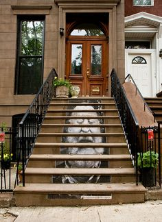 Inside Out Project in Park Slope by gsz, via Flickr