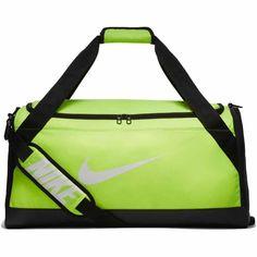bbc66511d8 Nike Sportswear Brasilia 7 Small Duffel Bag Volt (Yellow/Black) BA5335-702