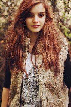#redhair #longhair