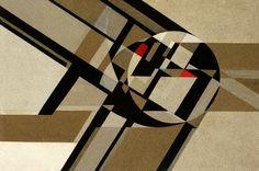 Seymour Fogel, untitled, 1977