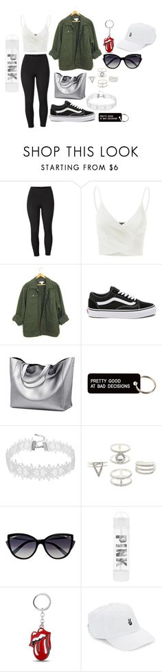"""""""Ideas"""" by hannahleighhh on Polyvore featuring Venus, Doublju, Vans, Various Projects, Charlotte Russe, La Perla, Victoria's Secret, Body Rags and plus size clothing"""