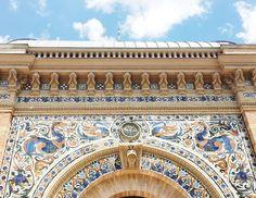 #spain #madrid #architecture #design #art #travel #wanderlust #vscocam by anna.lisette