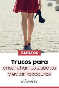 ¿Te hacen daño los #zapatos? Con estos #trucos evitarás #rozaduras. Botas Ski, My Style, Shoes, Fashion, Wide Shoes, Shoe Tree, You Hurt Me, Home Hacks, Ballerinas