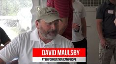 David Maulsby of Camp Hope PTSD Foundation on Texas Grand Ranch George Bush Intercontinental Airport, Ptsd, Ranch, Foundation, Texas, David, Camping, Guest Ranch, Campsite