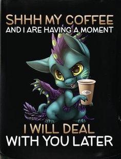 Happy Coffee, I Love Coffee, Coffee Art, Coffee Is Life, My Coffee, Coffee Time, Coffee Jokes, Coffee Quotes Funny, Funny Quotes